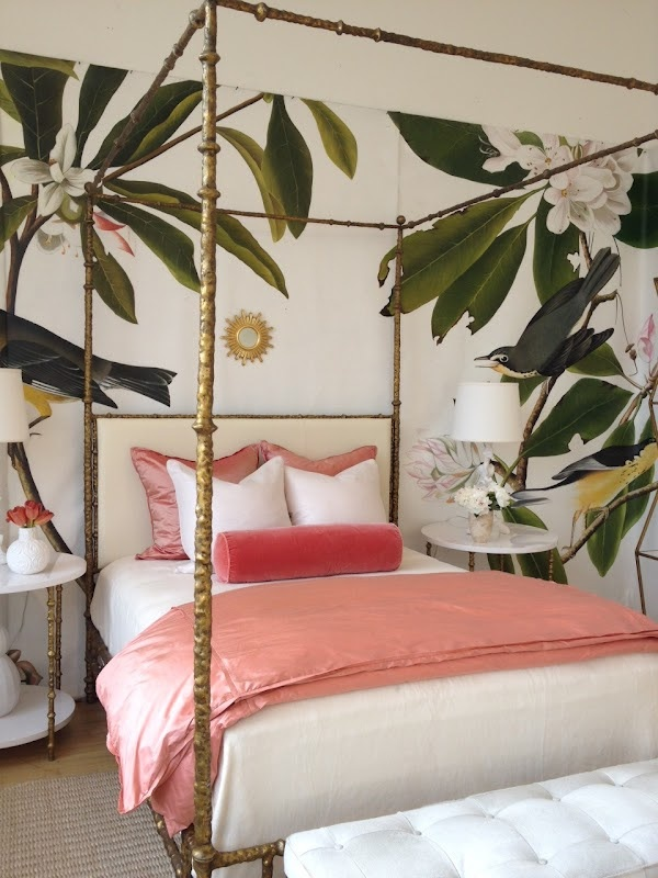 leaf-mural-botanical-bedroom