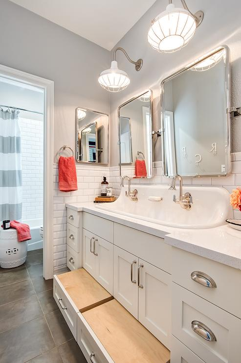 shared-boys-bathroom-built-in-pull-out-step-stools